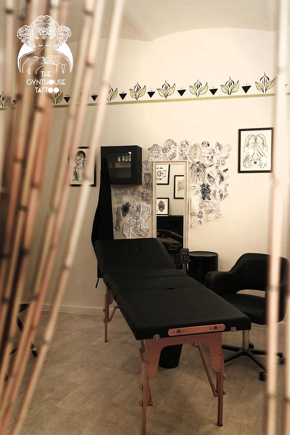 La stanza dei tatuaggi ad arezzo città